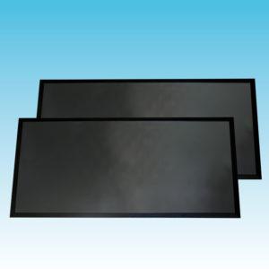 Collettore solare termico ad arpa orizzontale da 2,1 mq.
