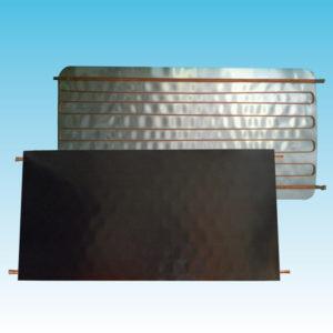 Assorbitore termico a meandro orizzontale