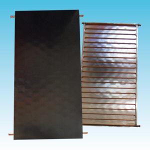 Assorbitore termico a meandro verticale